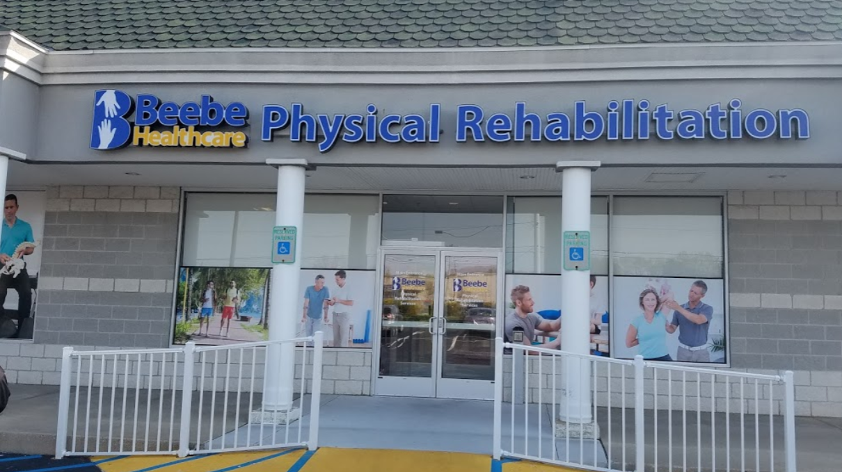 Beebe Physical Rehab Rehoboth