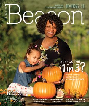 Beacon Fall 2018 Women's Health Issue