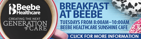 Beebe Breakfast HR meetings