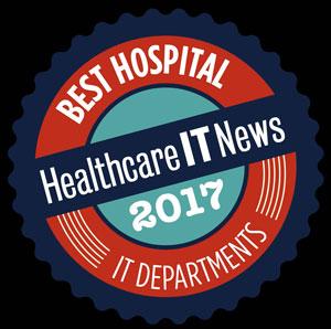 Best Hospital IT Team logo