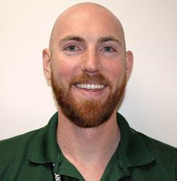 Nick Bollinger, Lead Speech Pathologist