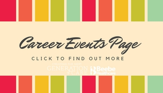 Click to go to the Career Events Page