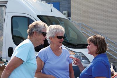 Carol, Carol, and Catherine