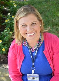 Carrie Snyder Heart Nurse Navigator
