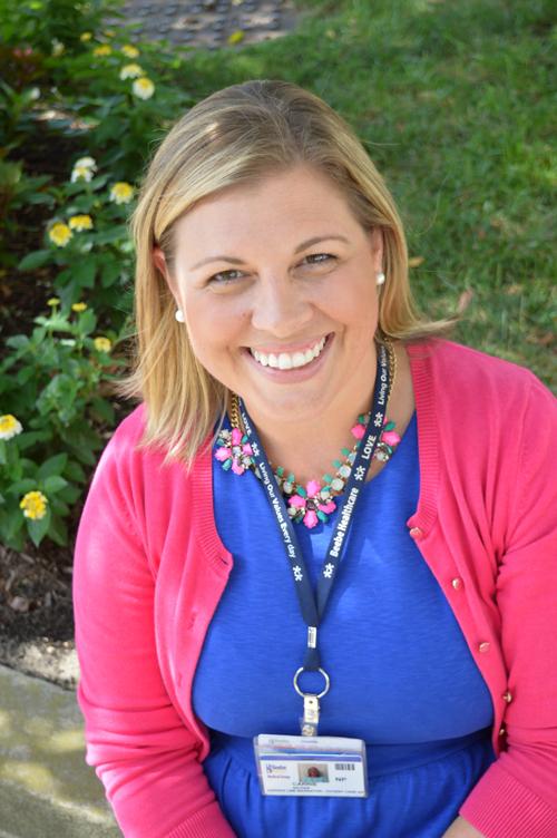 Carrie Snyder, Nurse Navigator