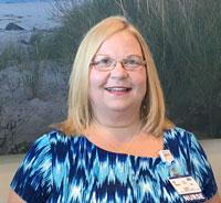 Debbie Campbell, cancer screening nurse navigator