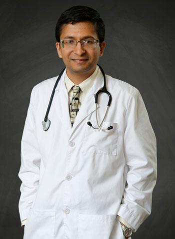 Nisarg Desai, MD