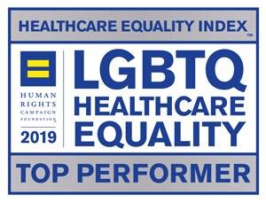 Healthcare Equality Index Top Performer