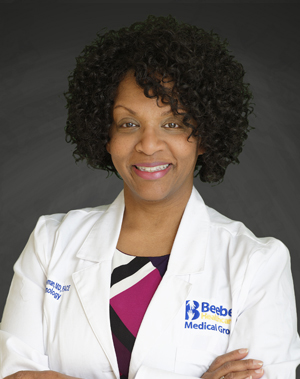 Karen Smith Coleman, MD, FACE, Beebe Endocrinology
