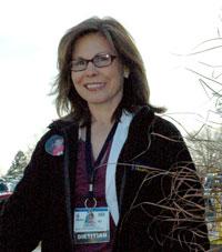 Kim Westcott, Registered Dietitian