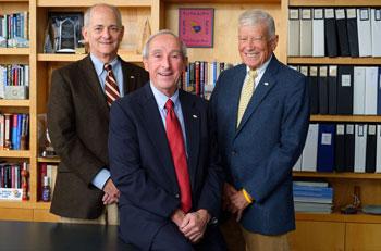 Mr. Jeffrey Fried, Mr. David Herbert, and the Honorable William Swain Lee.