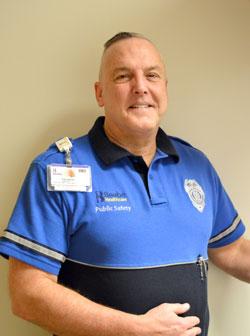 Patrick Carmody, Lead Security