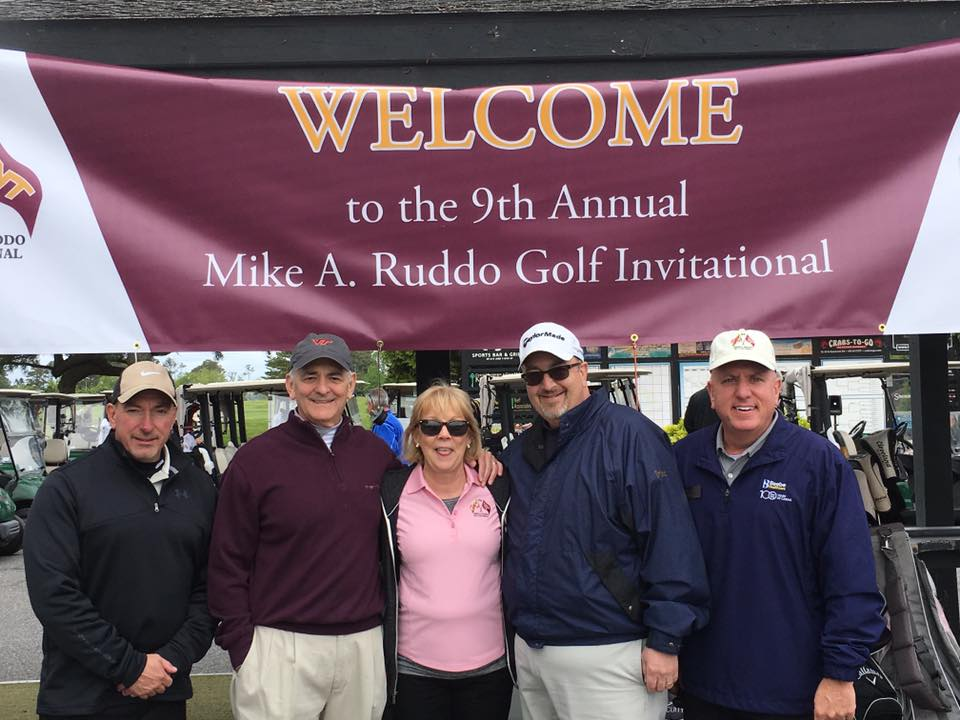 Beebe Team Members at 9th Annual Michael A. Ruddo Golf Invitational