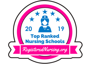 The Margaret H. Rollins School of Nursing was named #1 for Nursing Schools in 2019.