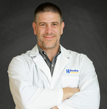 Dr. Erik Stancofski specializes in colorectal and diverticulitis surgical repair.