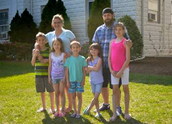 The Watson Family talks about living with asthma
