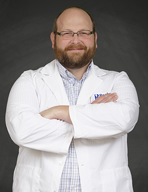 Dr. Owen Thomas, radiation oncologist