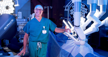 Center for Robotic Surgery at Beebe Healthcare. LEARN MORE.