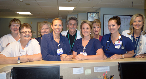 Beebe's Women's Health team recognized for providing exceptional care