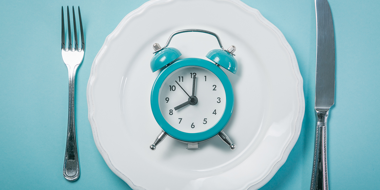 Intermittent fasting image