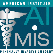 Logo for the American Insitute of Minimally Invasive Surgery