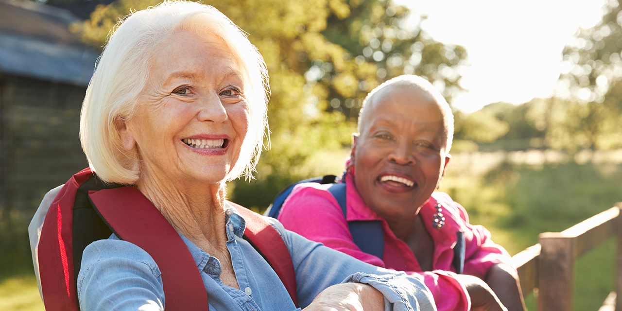 Get moving! Setting up regular times to exercise with a friend can help you get started.