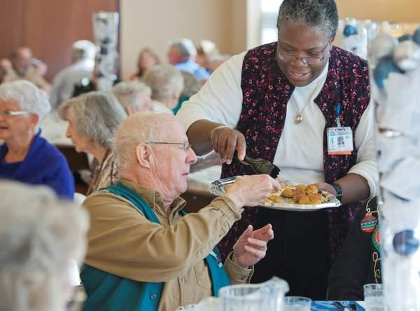Beebe Medical Center Honors Volunteers At Annual Luncheon