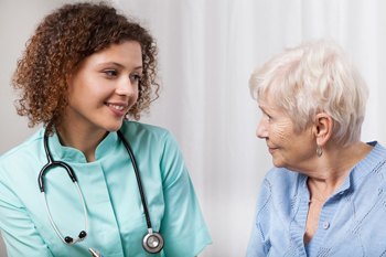 Nurse Practitioners help fill the gap when doctors are over-booked.