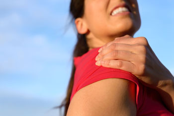 Prevent common shoulder injuries