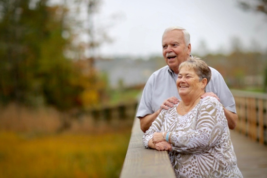 Charley and Mary are back to enjoying life after Charley's lung surgery at Beebe's Center for Robotic Surgery.