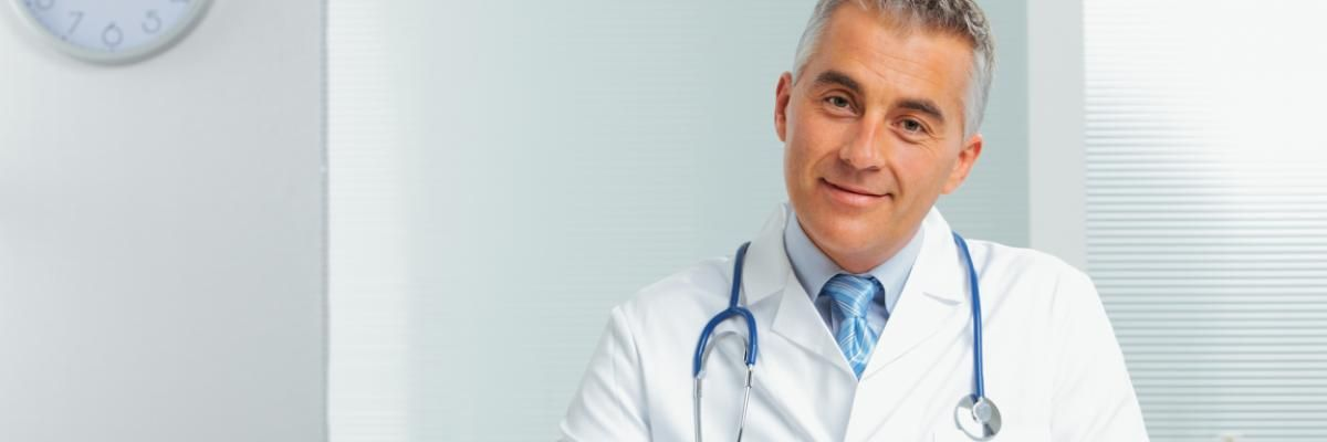 Medical doctor header
