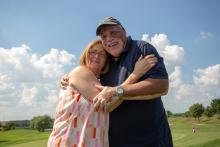 Deb and Milton Brown of Bridgeville are living a healthier life with the help of Beebe Endocrinology