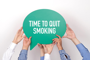 It's time to quit smoking - here's why.