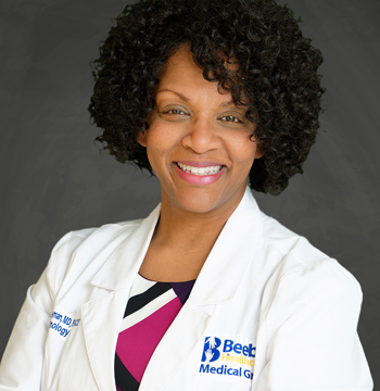 Dr. Karen Smith Coleman of Beebe Endocrinology - Millsboro shares why she Believes in Beebe.